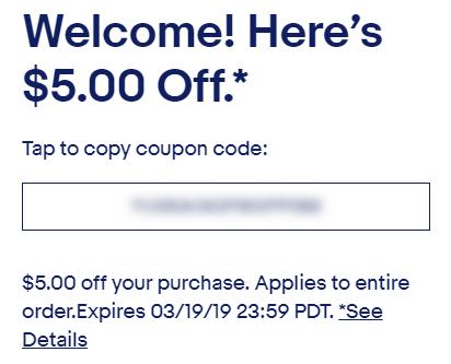 ebay india coupons oct 2019
