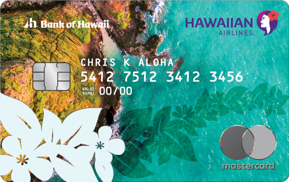 Barclays Hawaiian Card 60K bonus