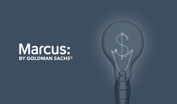Marcus by Goldman Sachs savings bonus