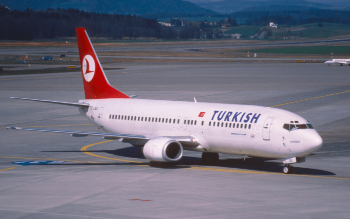 Turkish Airlines award sale
