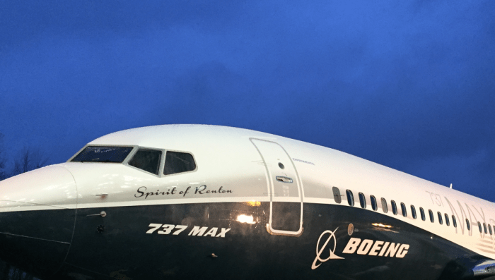 Boeing Shareholders Class-Action Lawsuit