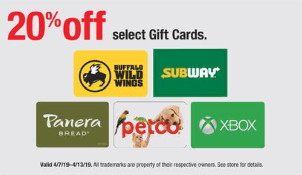 Staples Gift Card Promo