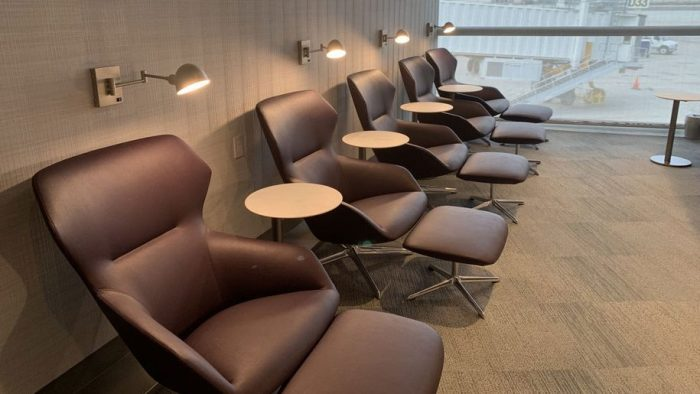 Airport Lounge Development lounges