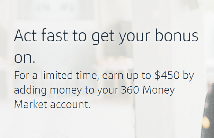 capital one money market bonus