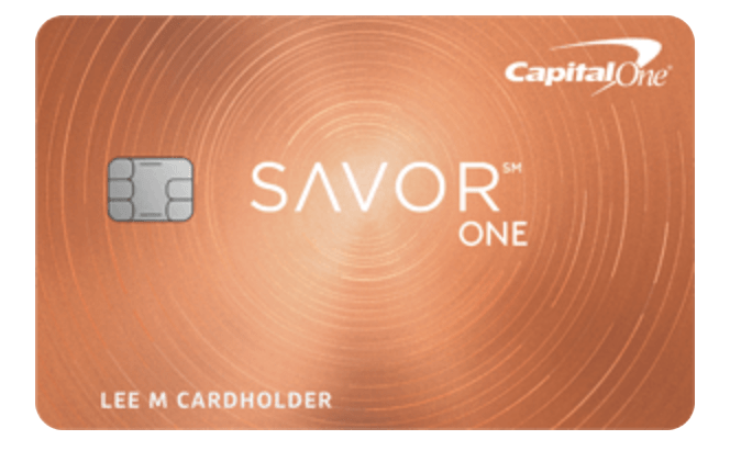 No Fee Capital One SavorOne Card Now Has a $500 Bonus