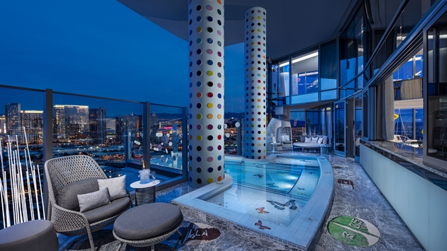 World's Most Expensive Hotel Room is in Las Vegas