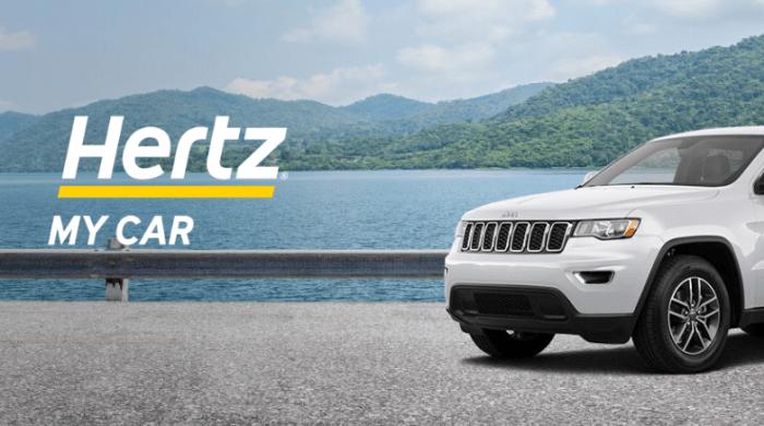 Hertz Launches $999-Per-Month Car Rental Subscription
