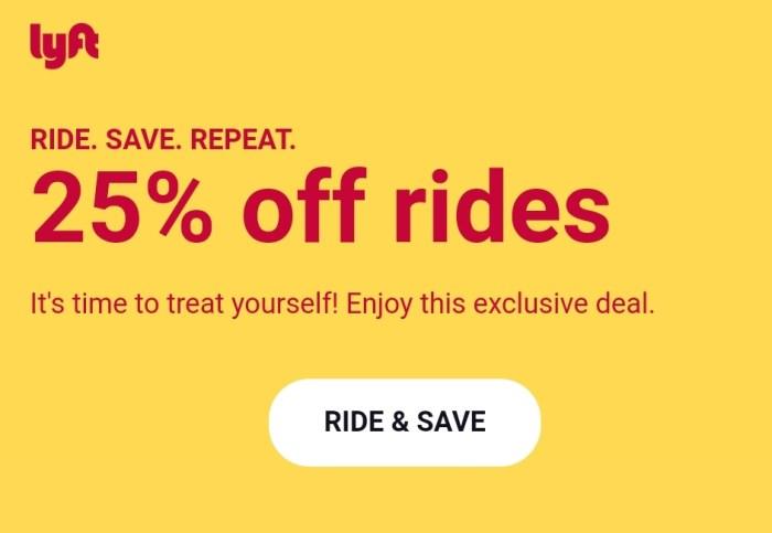lyft discount
