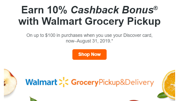 discover Walmart grocery
