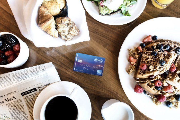 Increased Offers for Amex Hilton Cards