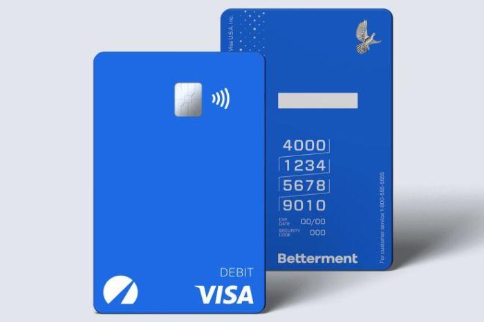 betterment savings account
