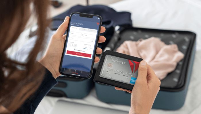 Delta SkyMiles Relaunched