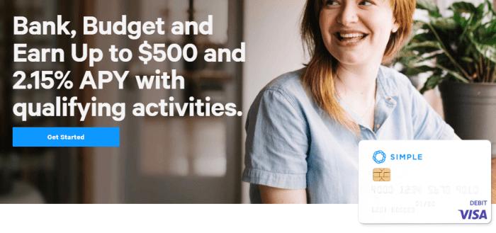Simple Finance Bonus