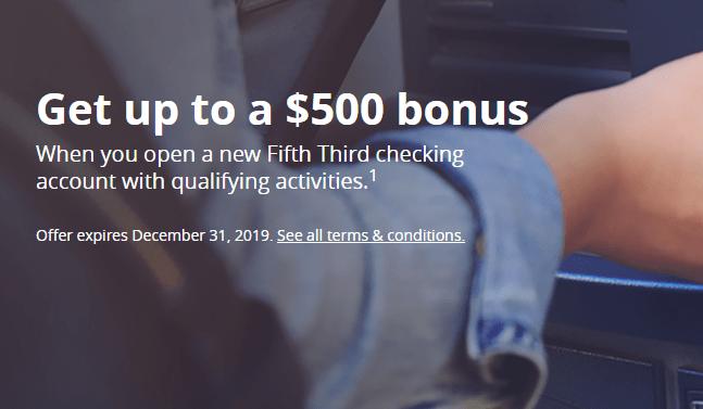 Fifth Third Bank Bonus