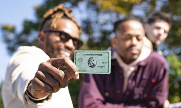 Amex Green Card 60K