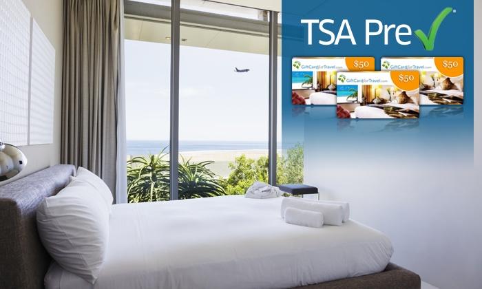 Groupon Discount for TSA PreCheck