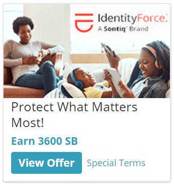 swagbucks identity force
