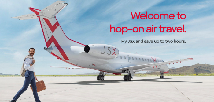 JSX Launches Daily Flights from Portland To Seattle