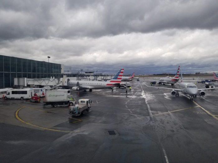 American Airlines Suspends Flights to Hong Kong and Mainland China till April