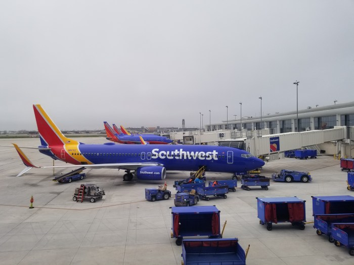 Southwest Airlines Extends Expiration of Travel Funds
