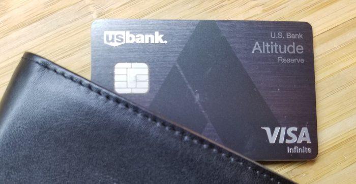 U.S. Bank Altitude Reserve Improvements