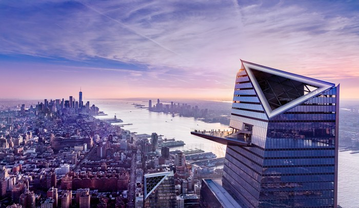 edge Hudson yards