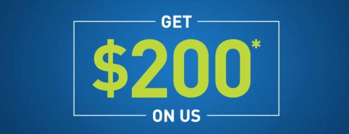 Columbia Bank $200 Bonus