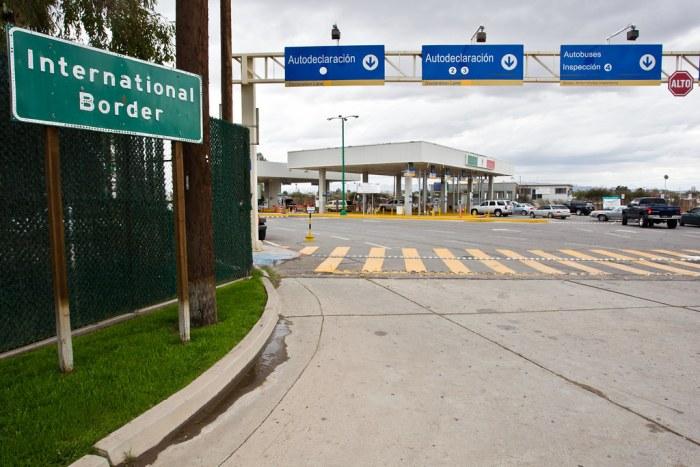U.S.-Mexico Border Will Close