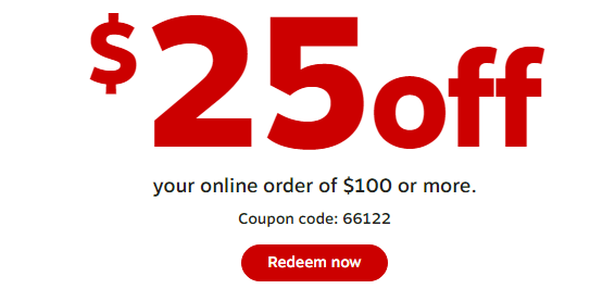 staples coupon 25 off 100