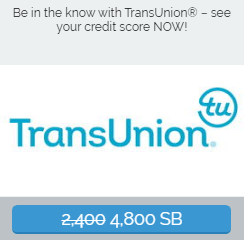 Swagbucks TransUnion Offer