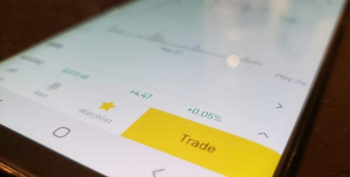 TradeUp Review