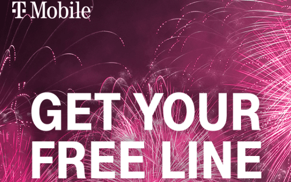 T-Mobile Free Line