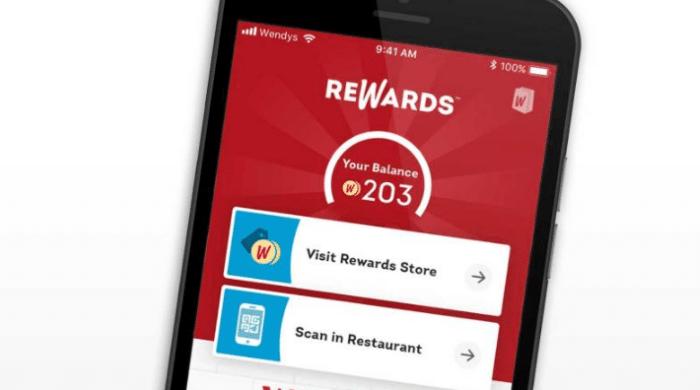 Wendy's Rewards