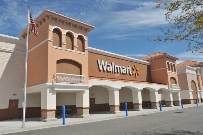 Walmart and Western Union