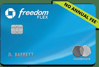 Chase Freedom Flex referral