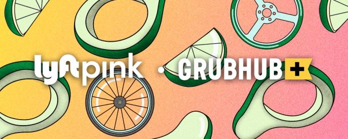 Lyft Pink Now Offers Complimentary Grubhub+ Membership - Danny the Deal Guru