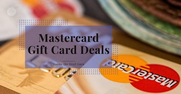 safeway mastercard deal