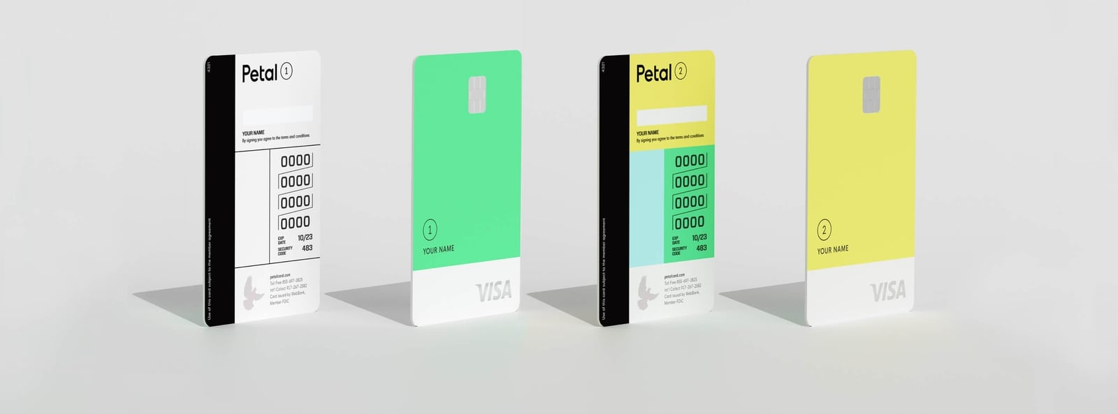 Petal Cards Review, No Credit Required & No Fees