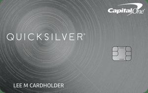 Capital One Quicksilver $200 bonus