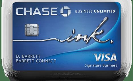 Chase Ink Unlimited $750 Bonus