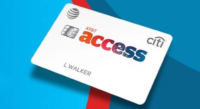 Citi AT&T Access Card Bonus