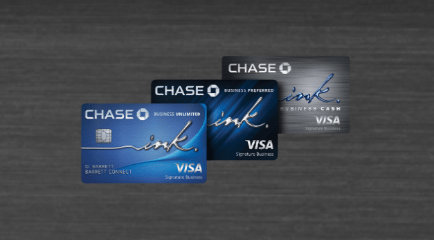 Chase Ink referrals