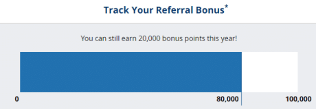 Tracking Chase Referrals