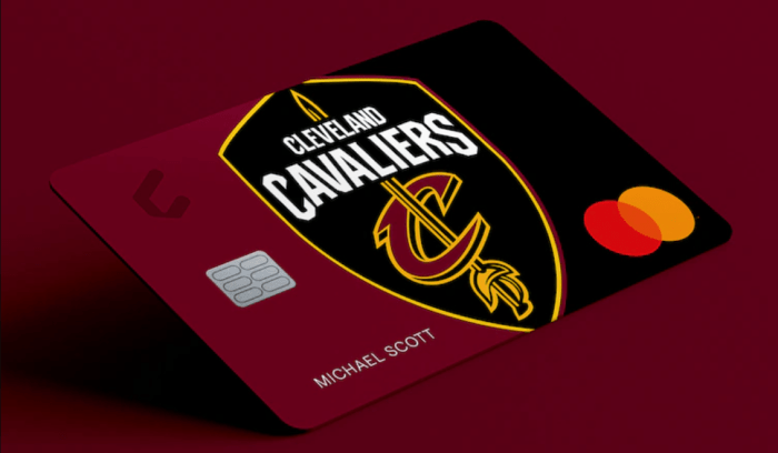 Cardless Cleveland Cavaliers $500 Bonus