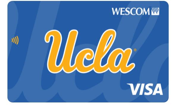 Wescom UCLA Bruin Edge Card review