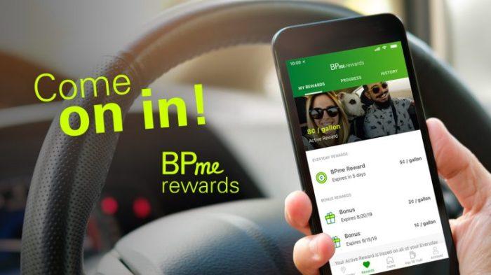 BPme Rewards discount