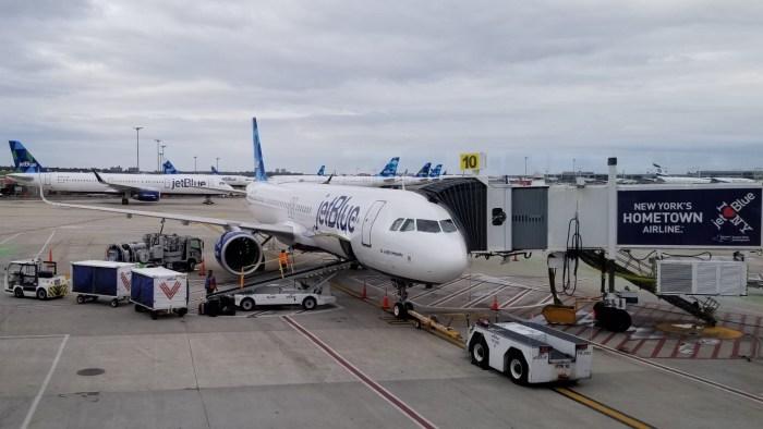 JetBlue Blue Basic Change/Cancel Fees