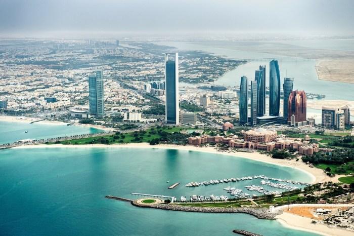 Visiting Abu Dhabi