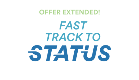 Alaska Airlines Fast Track to Status