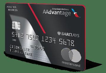 Barclays Aviator Business card offer